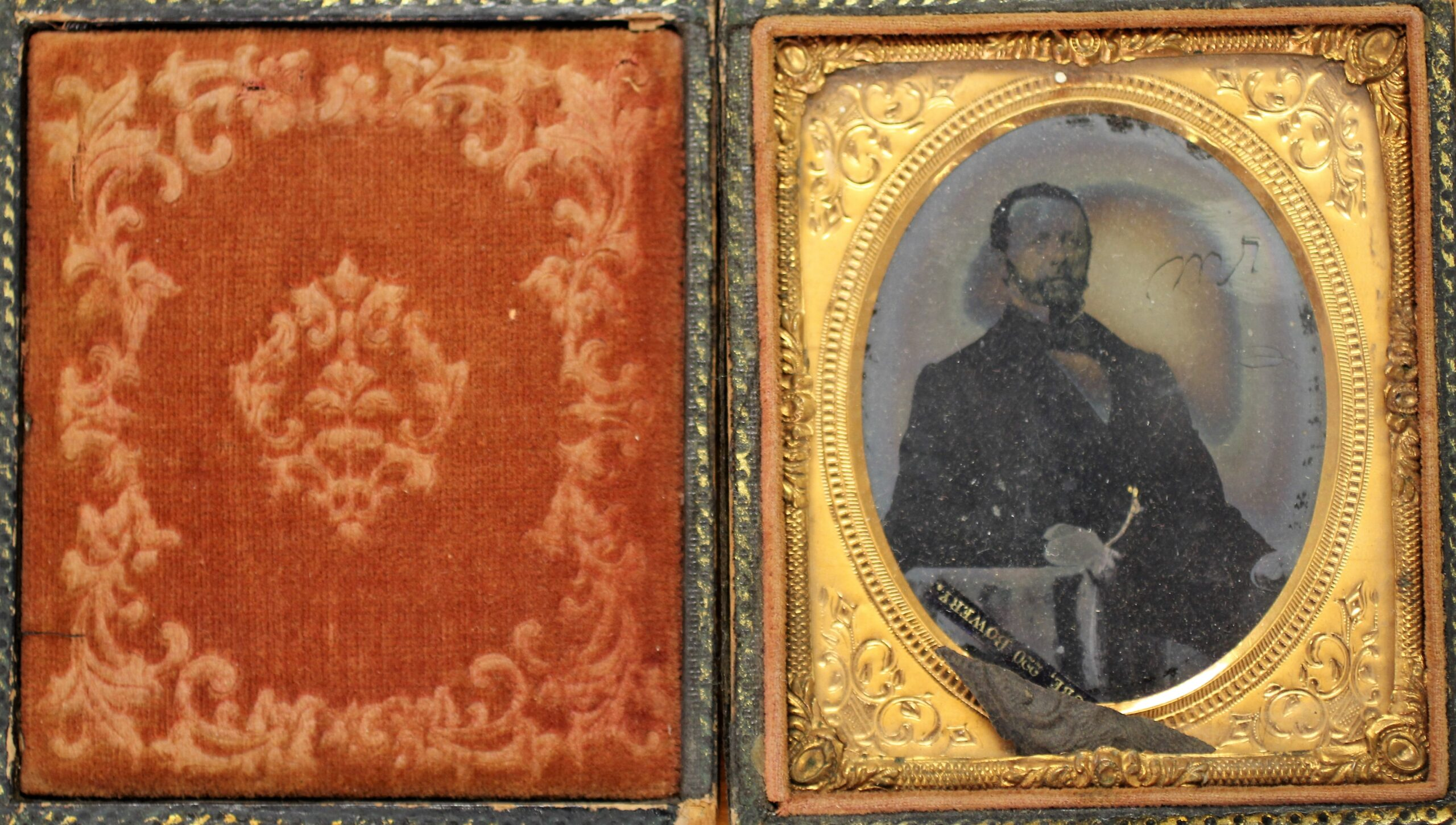 Daguerreotype with Box Cover