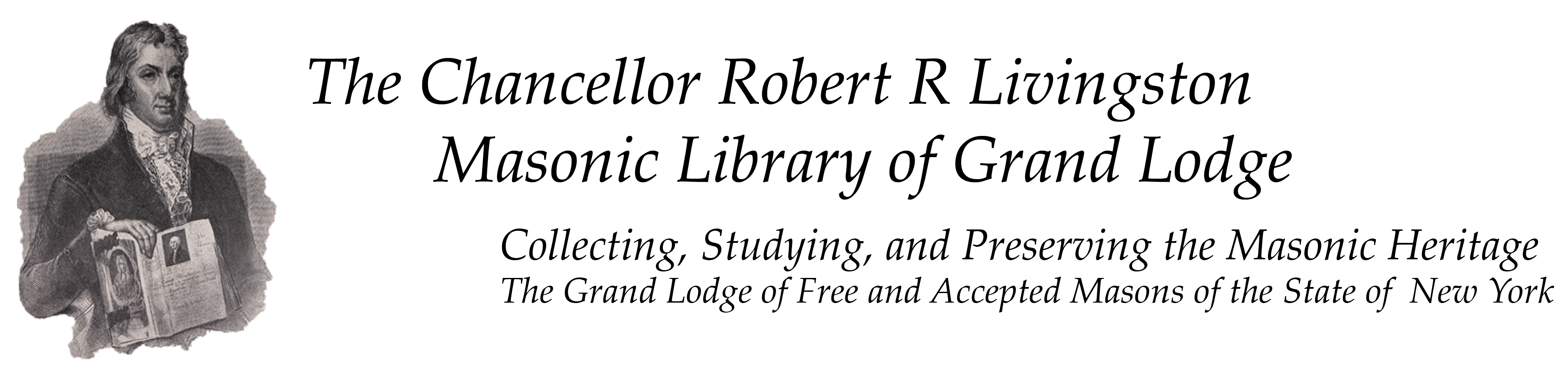 Chancellor Robert R Livingston Masonic Library